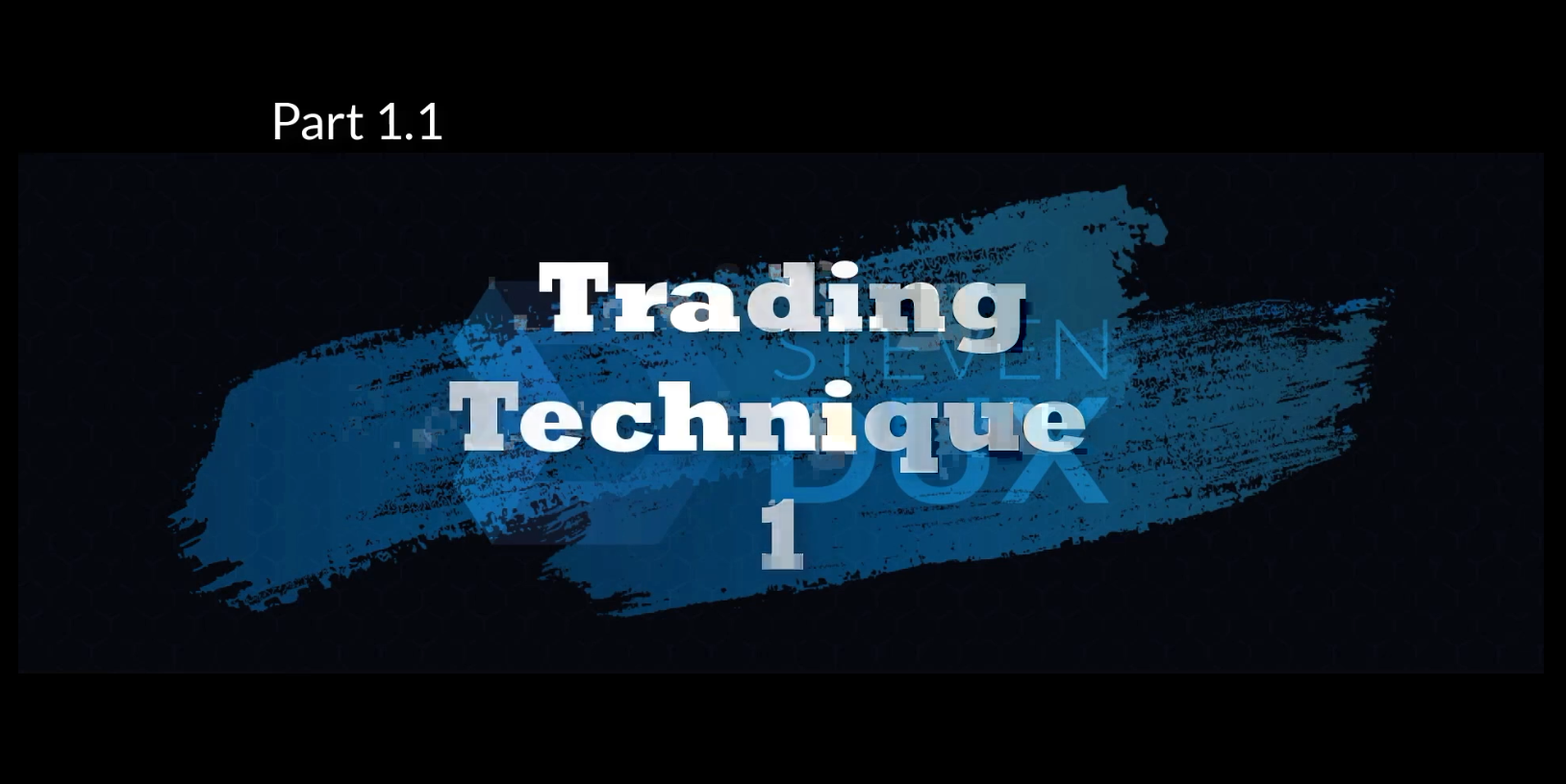 Steven Dux DVD Review – Trading Techniques [Strategy Revealed]