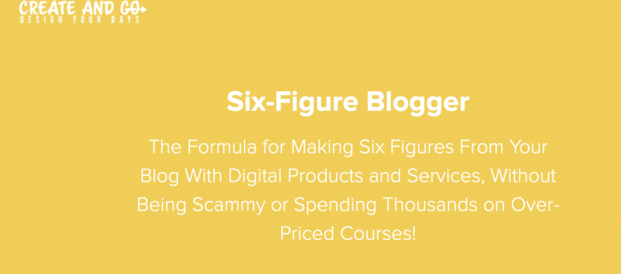 Six Figure Blogger Review – How Much Can You Make?