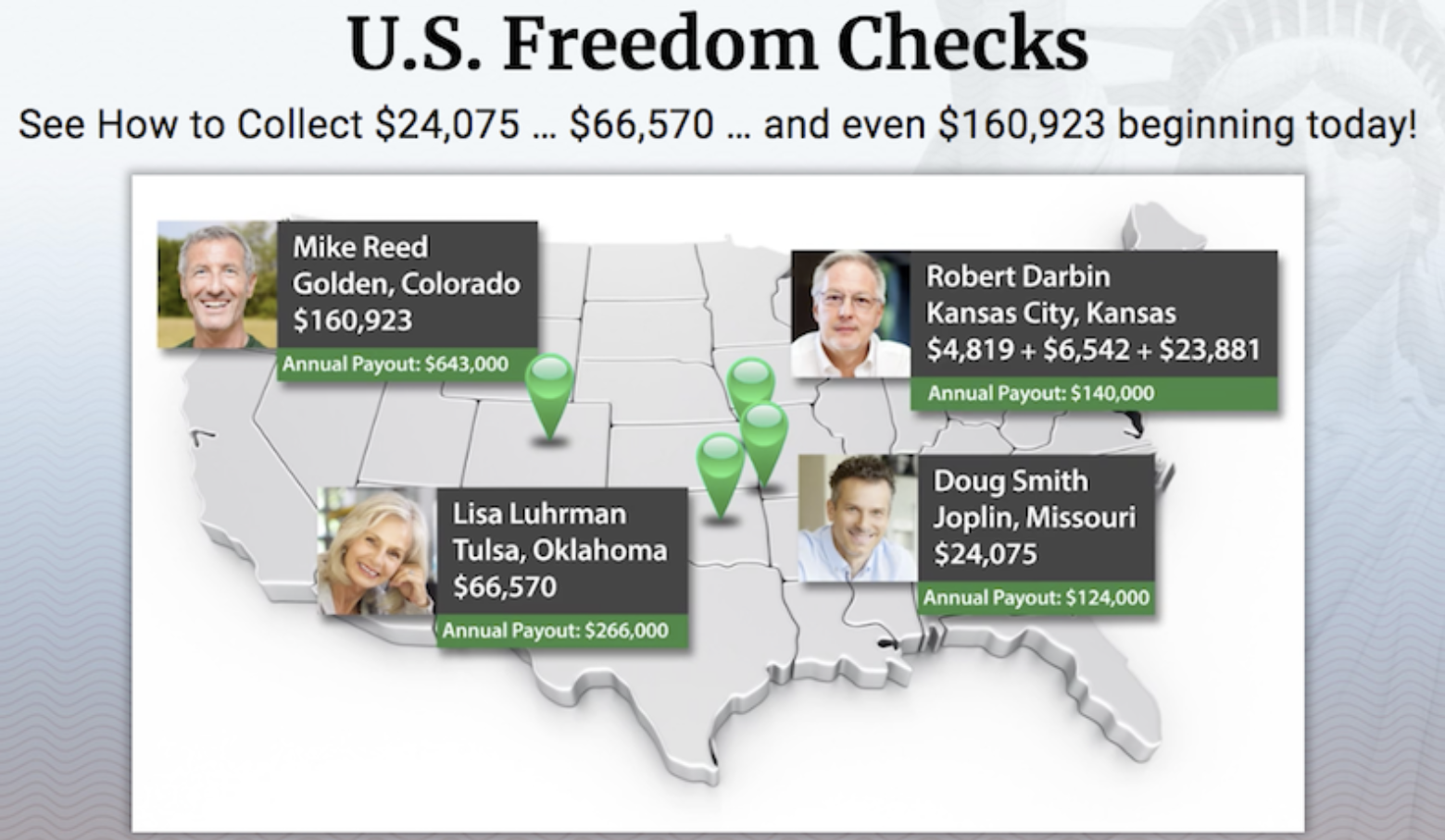 Freedom Checks Review – Is It A Scam?
