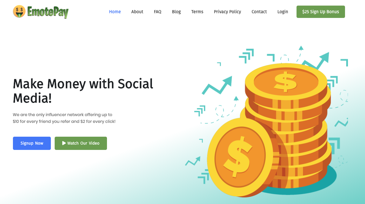 EmotePay Review – Is It A Scam or Legit Survey Site? [Exposed!]