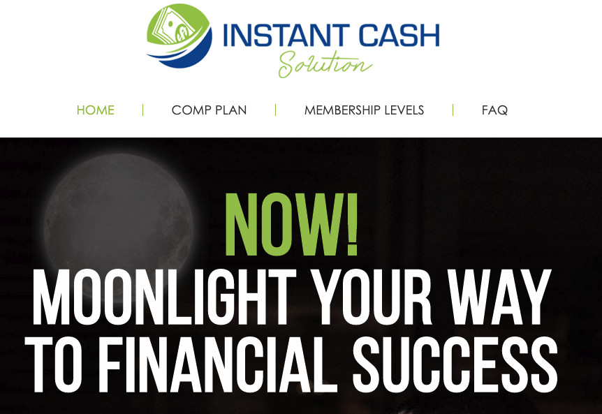 Is Instant Cash Solution Scam? InstantCashSolutoin Review 2019