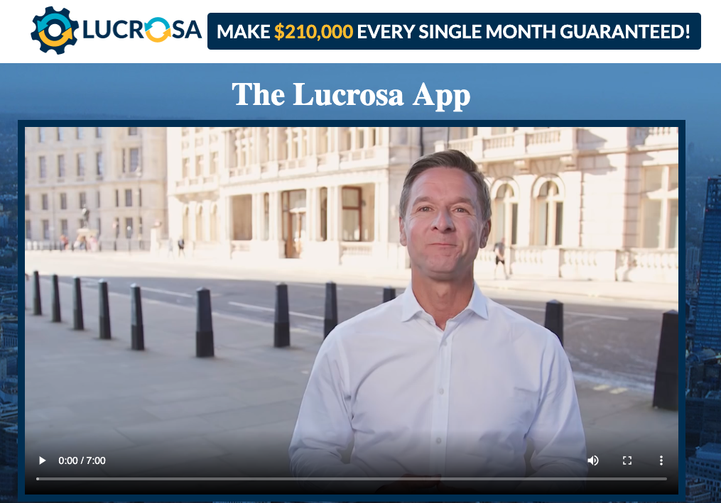 Is Lucrosa A Scam or A Legit Binary Option Trading System?