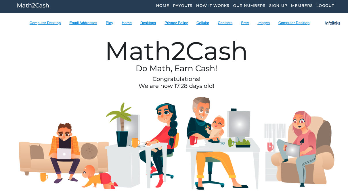 Math2Cash Review – Is Math2Cash.online Scam or Legit?