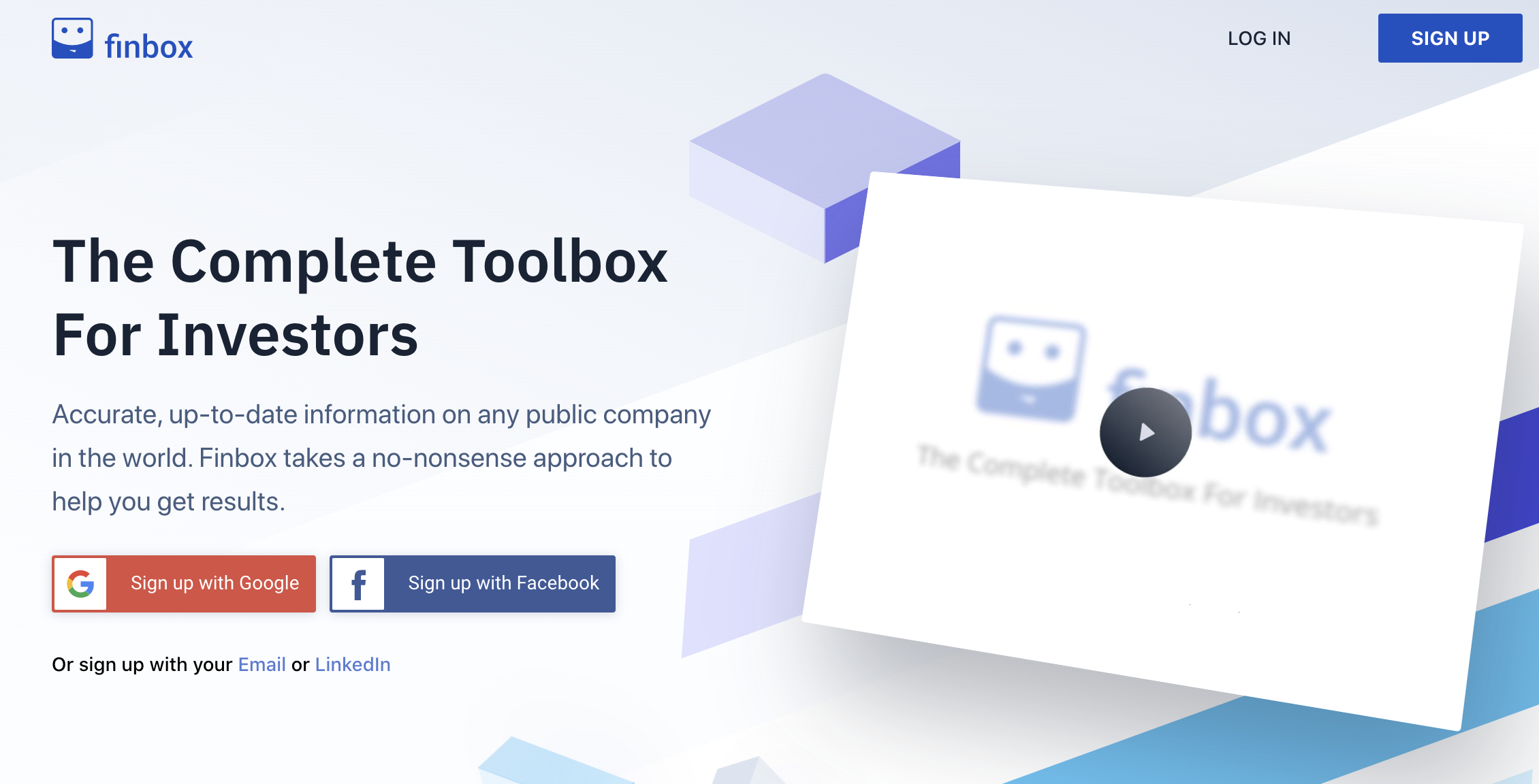 FinBox Review
