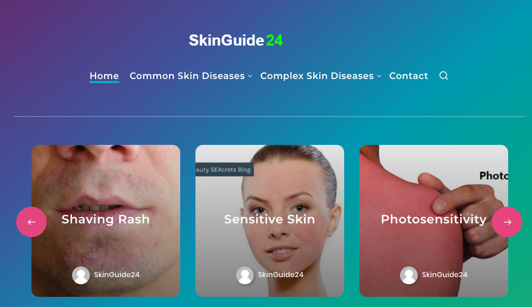 Skinguide24 Review - Legit or Untrue Website on Skin Diseases