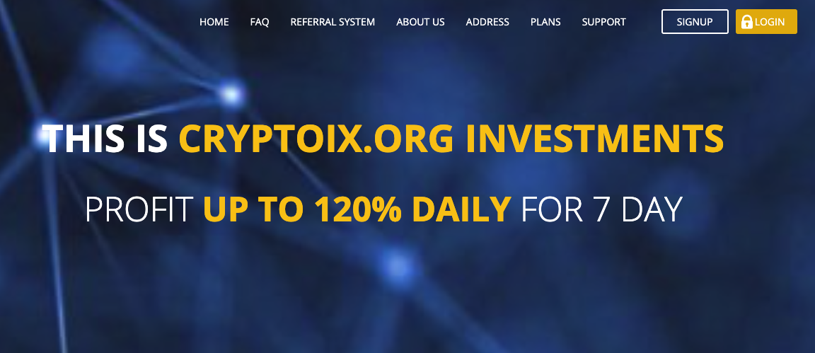 Cryptoix Review - Scam or Legit BitCoin Mining Platform? [Explained]