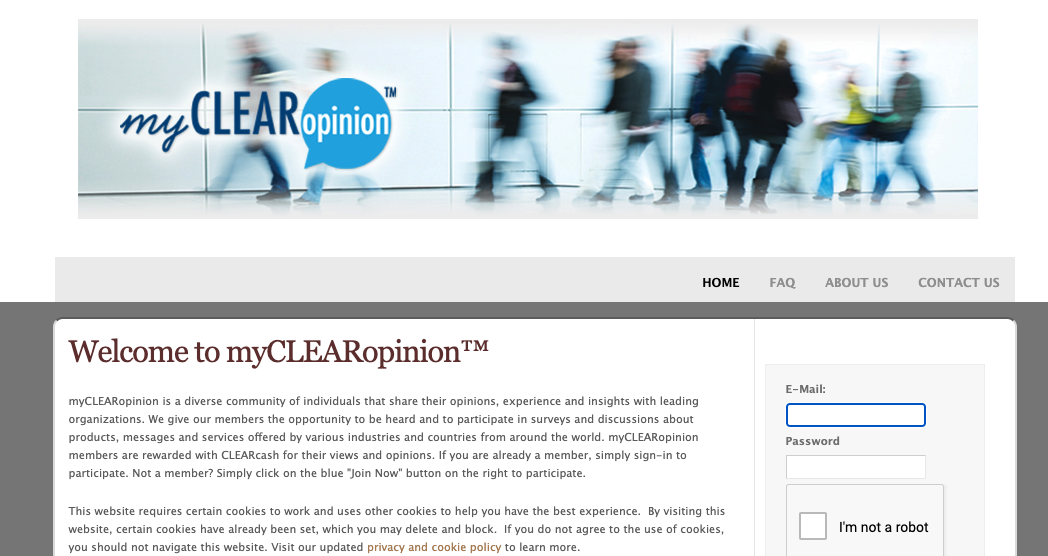 MyClearOpinion Review - Scam or Legit Survey Site?
